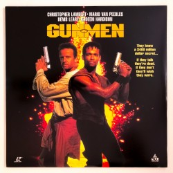 Gunmen (NTSC, English)