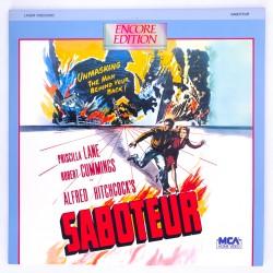 Saboteur (NTSC, English)