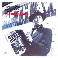 The Wrong Man (NTSC, English)