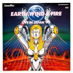 Earth, Wind & Fire: Live in...