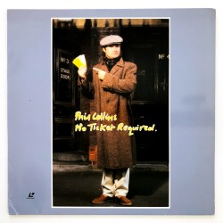 Phil Collins: No Ticket...