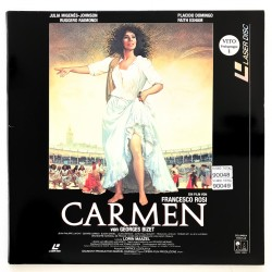 Carmen (PAL, German)