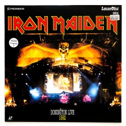 Iron Maiden: Donington Live...
