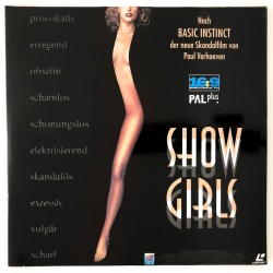 Showgirls (PAL, German)