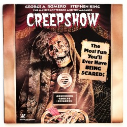 Creepshow (NTSC, English)