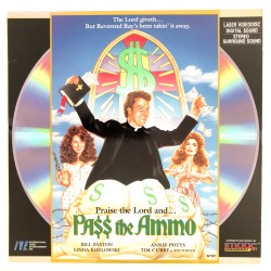 Pass the Ammo (NTSC, Englisch)