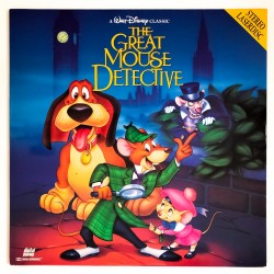 The Great Mouse Detective...