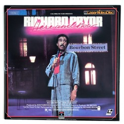 Richard Pryor: Here and Now...