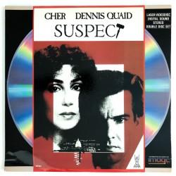 Suspect (NTSC, English)