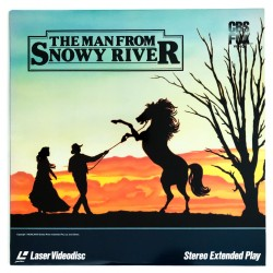 The Man from Snowy River...