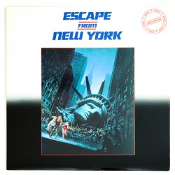 Escape from New York (NTSC,...
