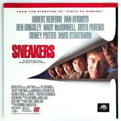 Sneakers (NTSC, English)