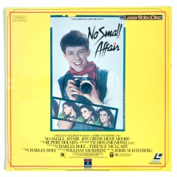 No Small Affair (NTSC,...