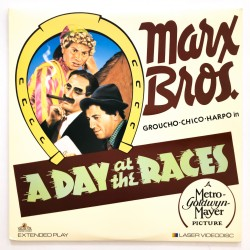 A Day at the Races (NTSC,...