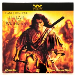 The Last of the Mohicans...