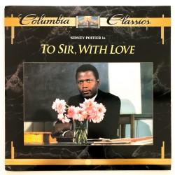 To Sir, With Love (NTSC,...