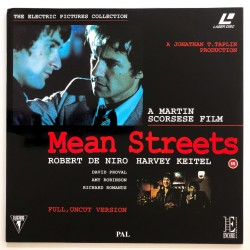 Mean Streets (PAL, Englisch)