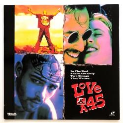 Love & a .45 (NTSC, Englisch)