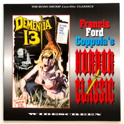 Dementia 13 (NTSC, English)