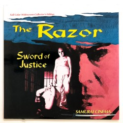 The Razor: Sword of Justice...