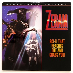 Zeram (NTSC, English)
