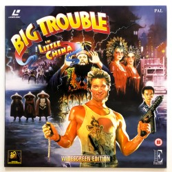 Big Trouble in Little China...
