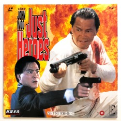 Just Heroes/Hard-Boiled II...