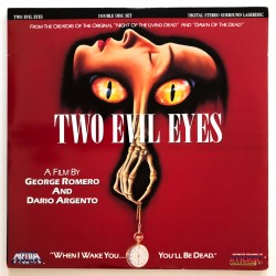 Two Evil Eyes (NTSC, Englisch)