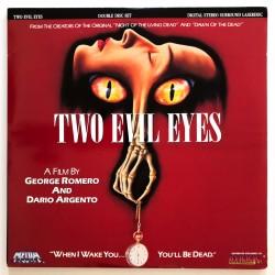 Two Evil Eyes (NTSC, English)