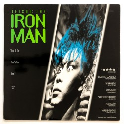 Tetsuo: The Iron Man (NTSC,...