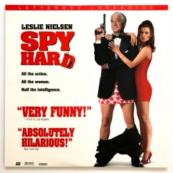 Spy Hard (NTSC, English)
