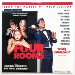 Four Rooms (NTSC, English)