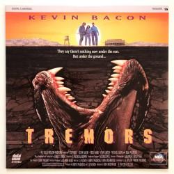 Tremors (NTSC, English)