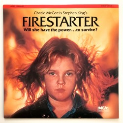 Firestarter (NTSC, English)