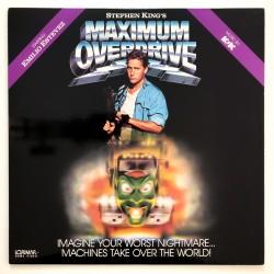 Maximum Overdrive (NTSC,...