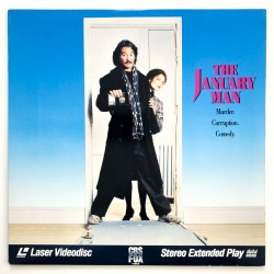 The January Man (NTSC,...