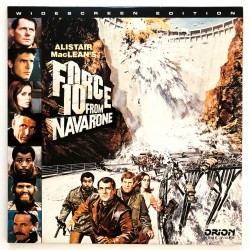Force 10 from Navarone...