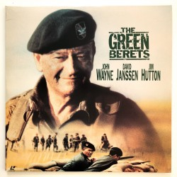 The Green Berets (NTSC,...
