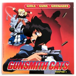 Gunsmith Cats: Chapter 1 &...