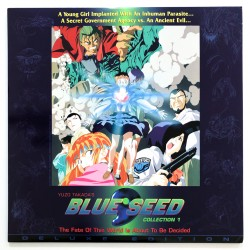 Blue Seed: Collection 1...