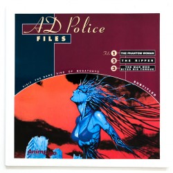 AD Police Files 1-3 (NTSC,...