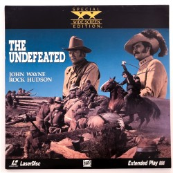 The Undefeated (NTSC, English)