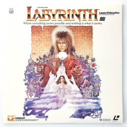 Labyrinth (NTSC, English)