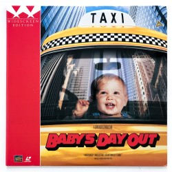 Baby's Day Out (NTSC, English)