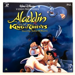 Aladdin and the King of...