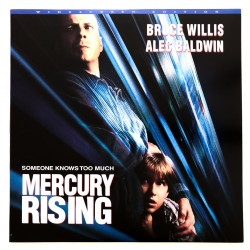 Mercury Rising (NTSC, English)