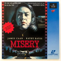 Misery (PAL, Deutsch)