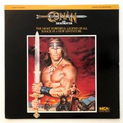 Conan the Destroyer (NTSC,...