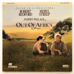 Out of Africa (NTSC, Englisch)
