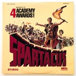 Spartacus (NTSC, English)